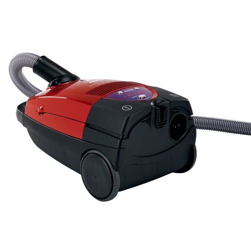 DigiPro Bagged Canister Vacuum 6900 back