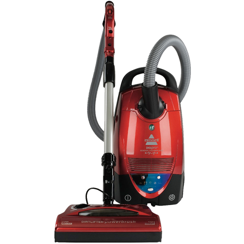 DigiPro Bagged Canister Vacuum 6900 front