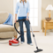 Zing Bagged Canister Vacuum 7100 carpet