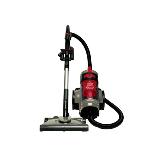 Total Floors Bagless Canister Vacuum 73D2 front