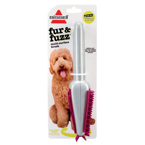 Fur and Fuzz MultSurface Pet Hair Brush 73G9 1