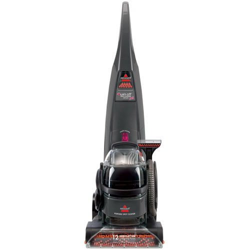 LiftOff Deluxe Pet Carpet Cleaner 73H5 Front View