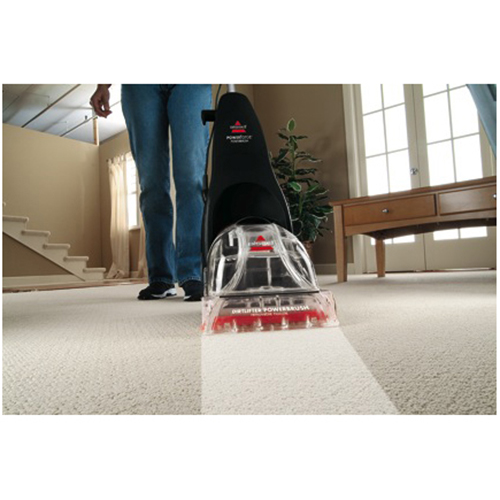 Powerforce Powerbrush Carpet Cleaner 76R9W Cleaning Path