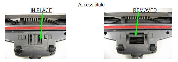 7700 access plate
