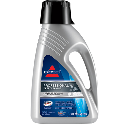 2x Professional Deep Cleaning 78h63 Bissell Carpet Shampoo