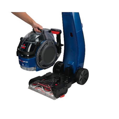 Refurbished BISSELL ProHeat LiftOff Carpet Cleaner Removable Spot Cleaner