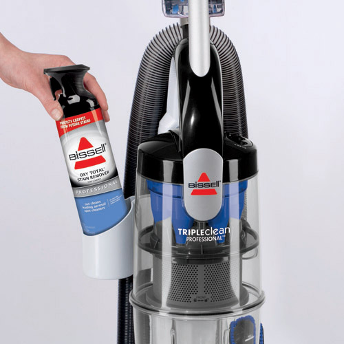 TripleClean Professional Vacuum 81M9K stain spray