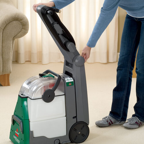 86T3 Big Green Machine Carpet Cleaner Collapsible Handle