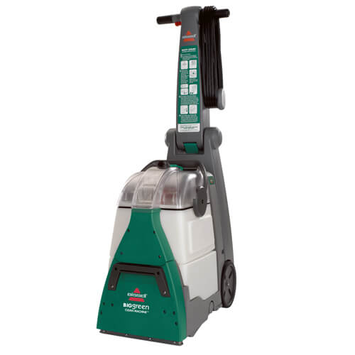 big green machine carpet cleaner