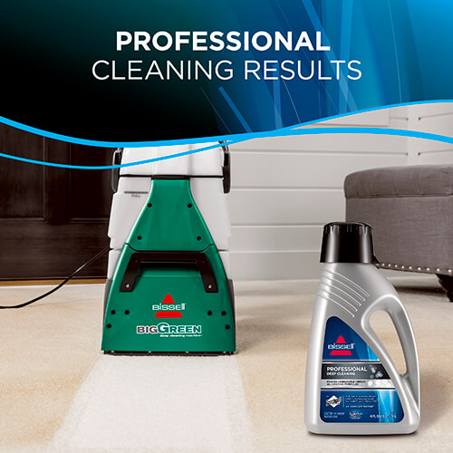 Big_Green_Machine_Professional_86T3_BISSELL_Carpet_Cleaner_Results