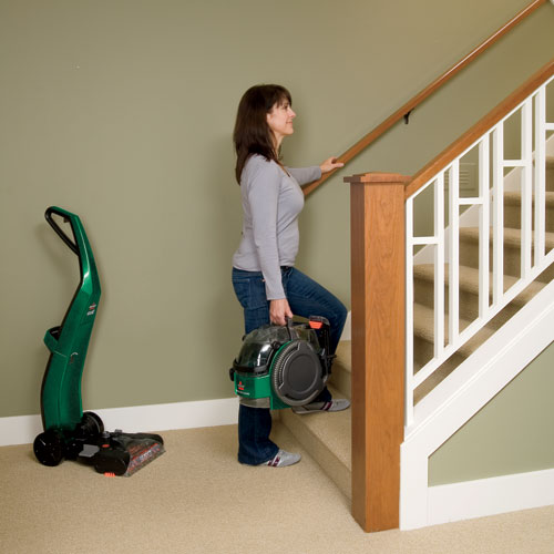 LiftOff Carpet Cleaner 94Y2 Stair Cleaning