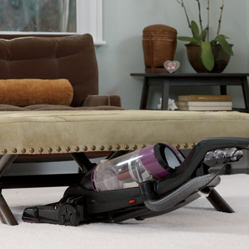 Cleanview Vacuum Under Furniture