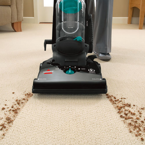 Cleanview Helix Vacuum 95P1 Cleaning Path