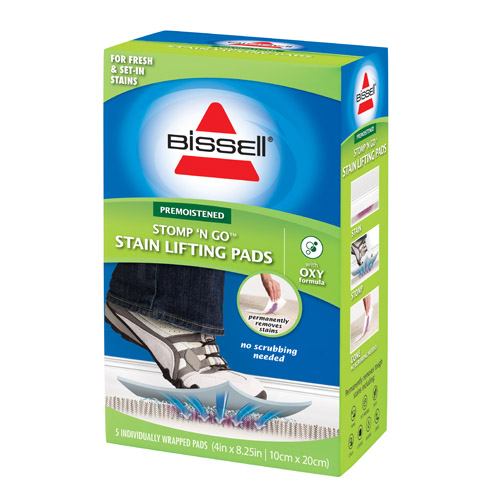 BISSELL Stomp N Go Stain Remover 96Q9D