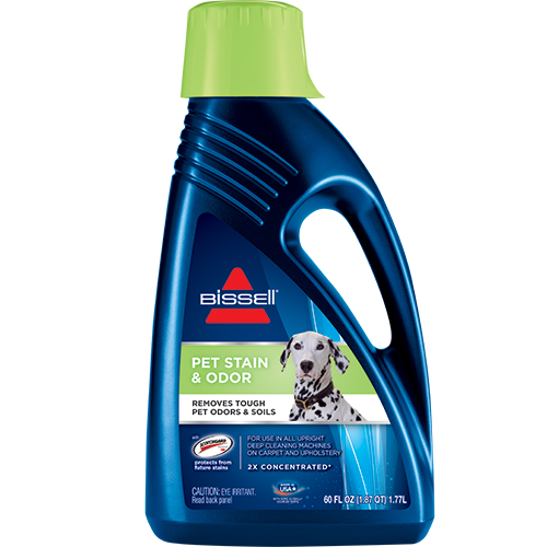 2X Pet Stain and Odor Carpet Cleaning Solution 99K52