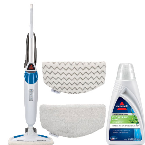 Powerfresh Plus Mop Pads B0070 BISSELL Steam Cleaners