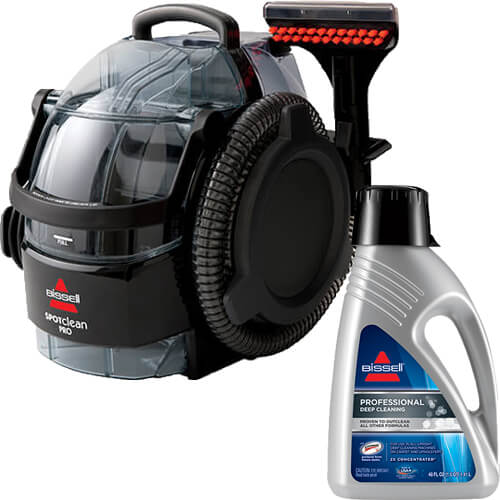 SpotClean Pro Professional Formula Bundle B0077 BISSELL Carpet Cleaners