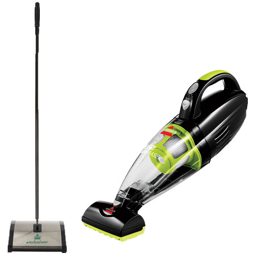 BISSELL Natural Sweep Pet Hair Eraser Hand Vacuum Bundle B0081